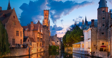 Bruges the Beautiful